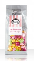 Les Froufrous Bonbons fourrés à la pure confiture de fruits - Beutel