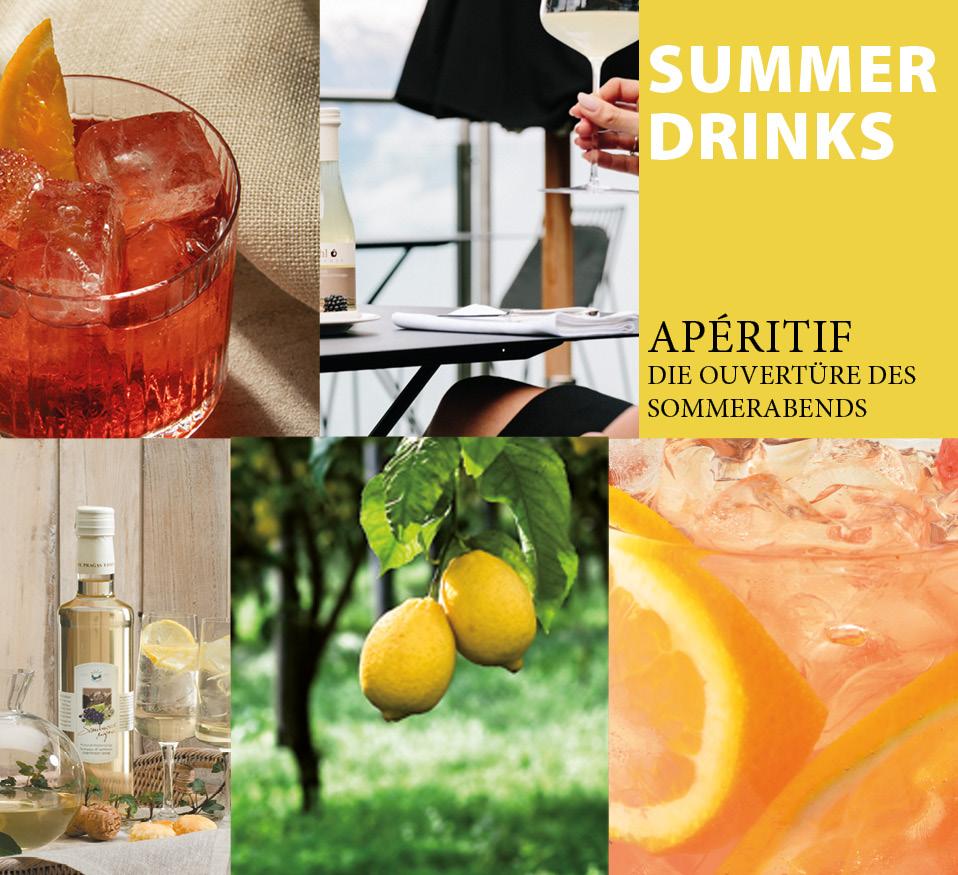Summerdrinks