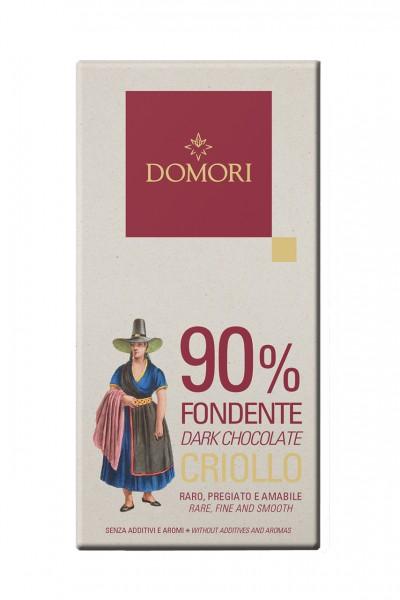 90% Fondente Criollo