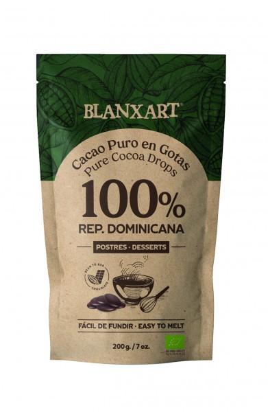 Cacao Puro en Gotas 100 % Rep. Dominicana