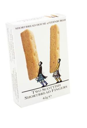 Two Scottish Shortbreadfingers